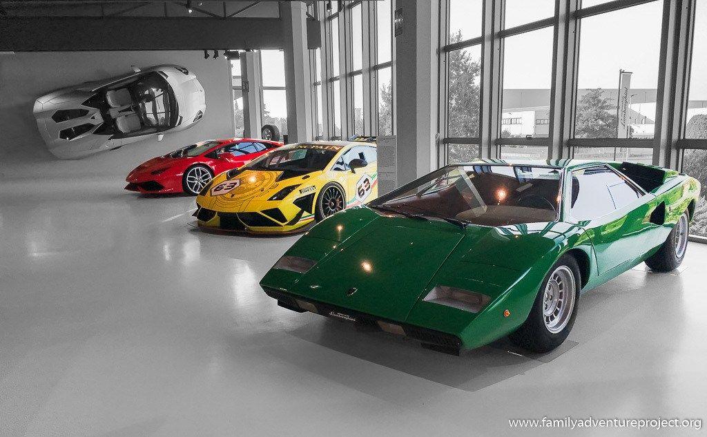 Supercar Themed Road Trip In Italy S Motor Valley Emilia Romagna Lamborghini Museum Super Cars Factory Tours