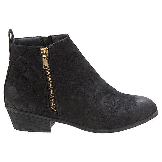 $49 Taline Ankle Boots - Black | Target