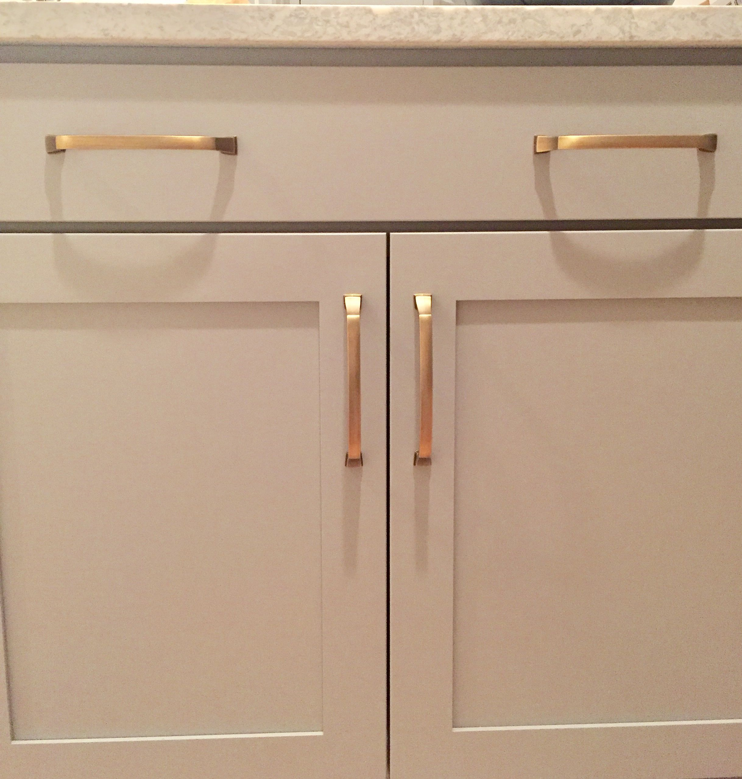 Champagne Bronze Kitchen Cabinet Hardware | Review Home Co