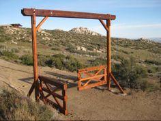 Ranch Entrances Google Search