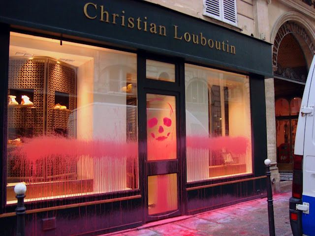 louboutin magasin france