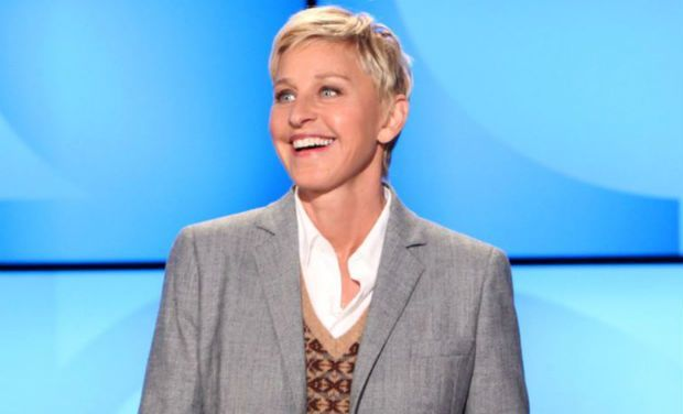 Ellen DeGenres - Female Richest Comedians