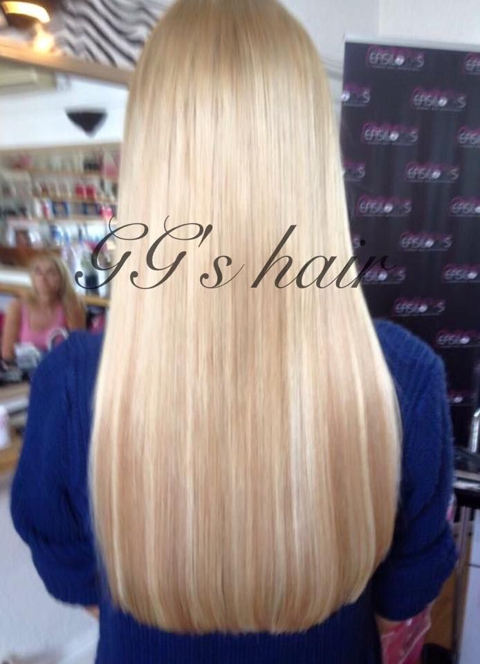 Gorgeous Beauty Works Hair Extensions Fitted At Ggs Salon Mutley