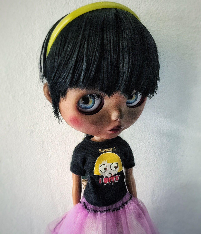 Un preferito personale dal mio negozio Etsy https://www.etsy.com/it/listing/474008248/ivie-custom-tannedblack-doll-ooak