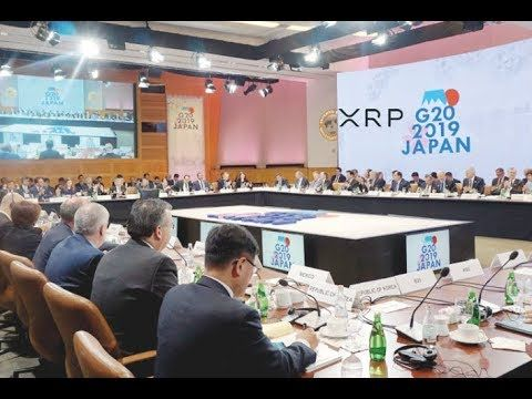 Ripple , The G20 2019 Japan And XRP Will Allow Money To Move Worldwide - YouTube (With images)   Global organization, Global, Bank financial