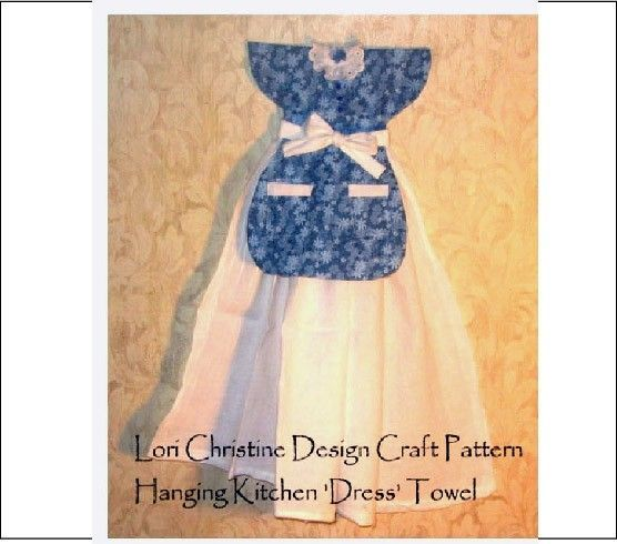 Image Result For Kitchen Towels With Hanging Loops