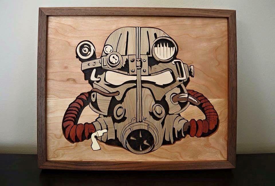 Justin Christensen Scrollsawscribbler Instagram Wood Art Wood Crafts Art