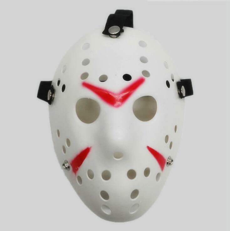 Cosplay Halloween Party Jason Voorhees Friday The 13th Horror Movie Hockey Mask Sponsored With Images Hockey Mask Creepy Halloween Costumes Scary Clown Mask
