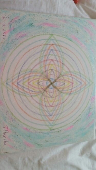 drawings mandalas
