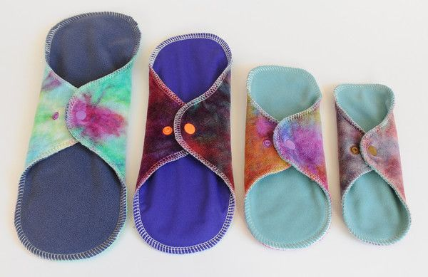 Wrap Wing Style Pads Cloth Pads Clothes Style