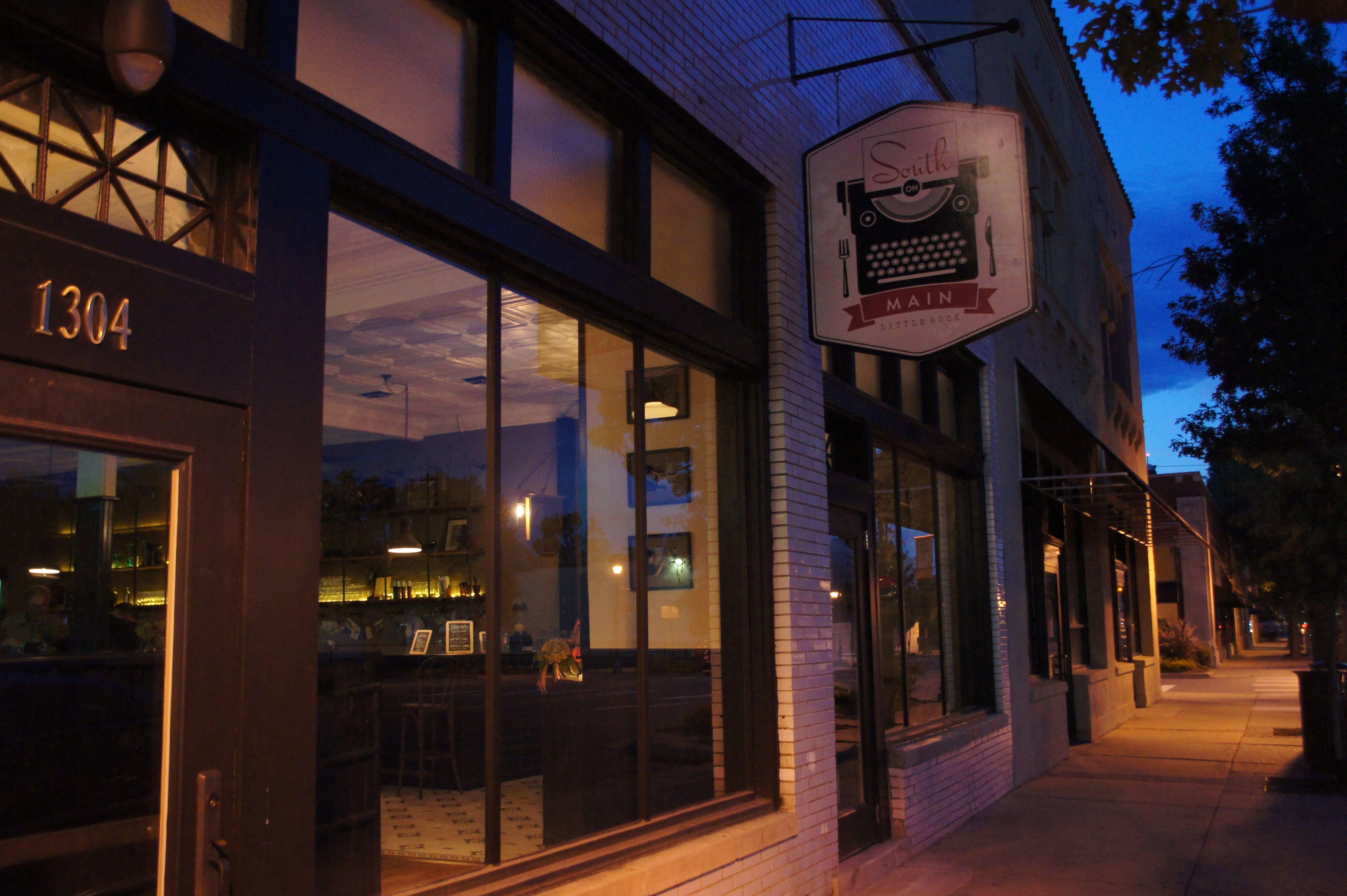 My New Favorite Restaurant In Little Rock Arkansas Is South On