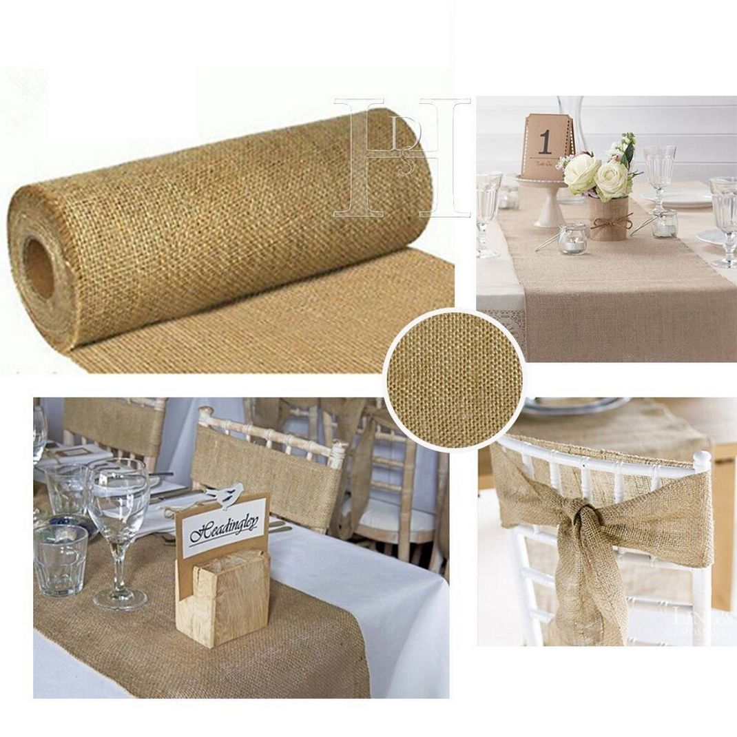 75 best ideas about wedding hessian table runner trends