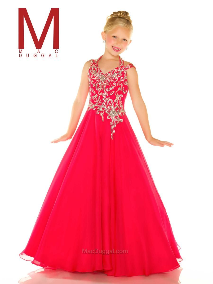 Sugar girls by macduggal pageant dress style s for my