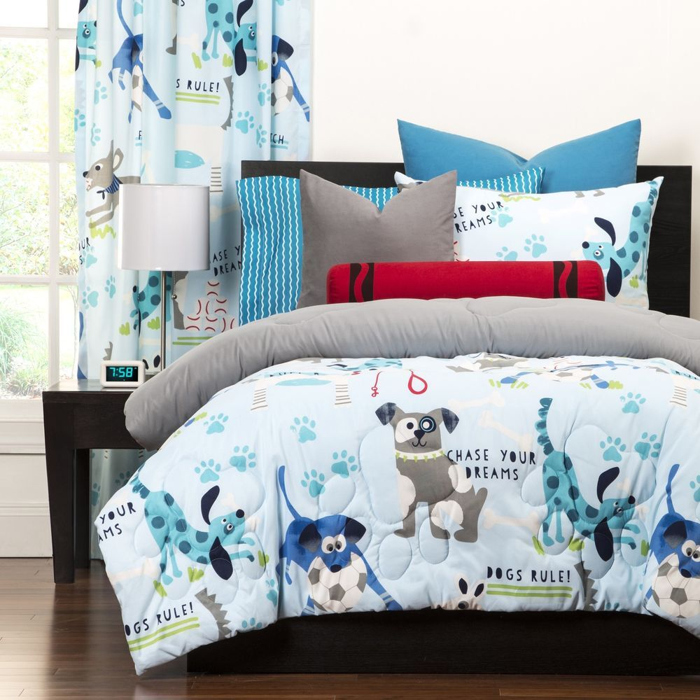 Children's Bedding/Comforter:Twin Chase Your Dreams 2pc Comforter Set #Crayola