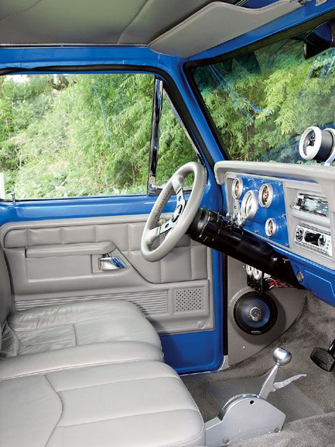 Ford  interior truck ideas bronco also greg garvin yc on pinterest rh