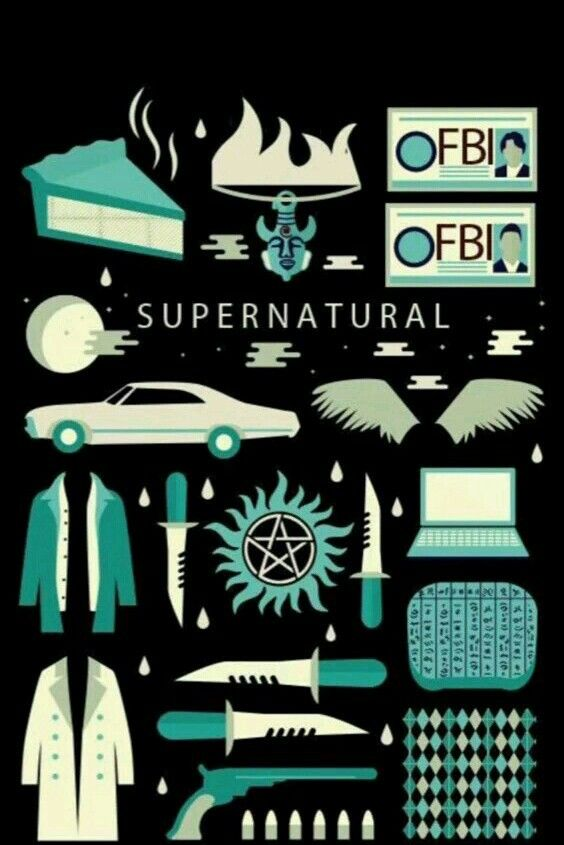 Pin By MeLina Moradi On Supernatural