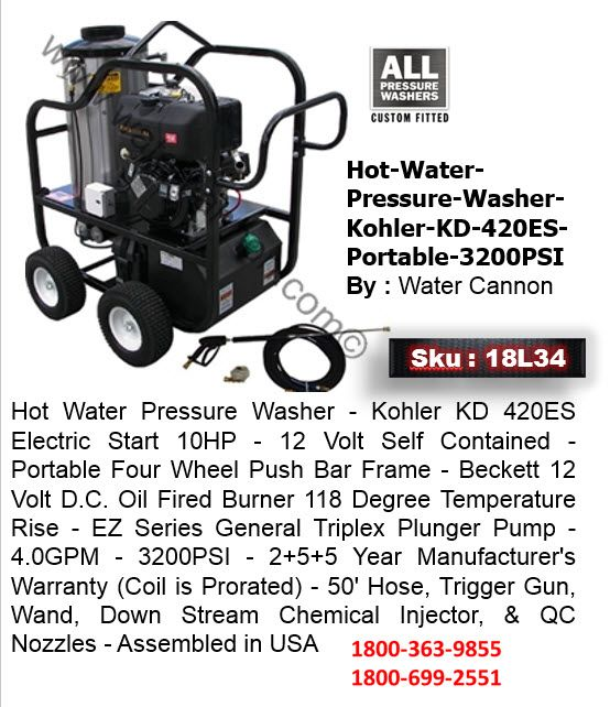 Pin On Diesel Pressure Washers