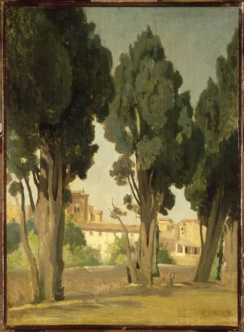 Epingle Sur Corot