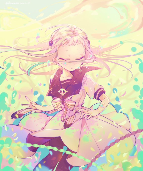 speedpaint/toilet bound hanako kun fanart. Home / Twitter | Romantic anime, Hanako, Yashiro nene fanart