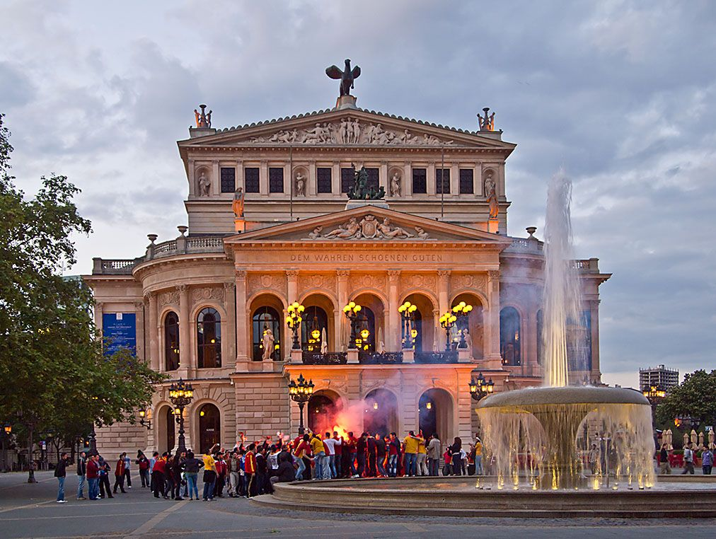 Alte oper frankfurt am main frankfurt main hattan und umgebung - Mobelhauser frankfurt am main und umgebung ...