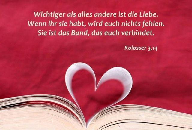 Bibelsprüche Zur Hochzeit Mit Herz Wedding Wedding Love Quotes