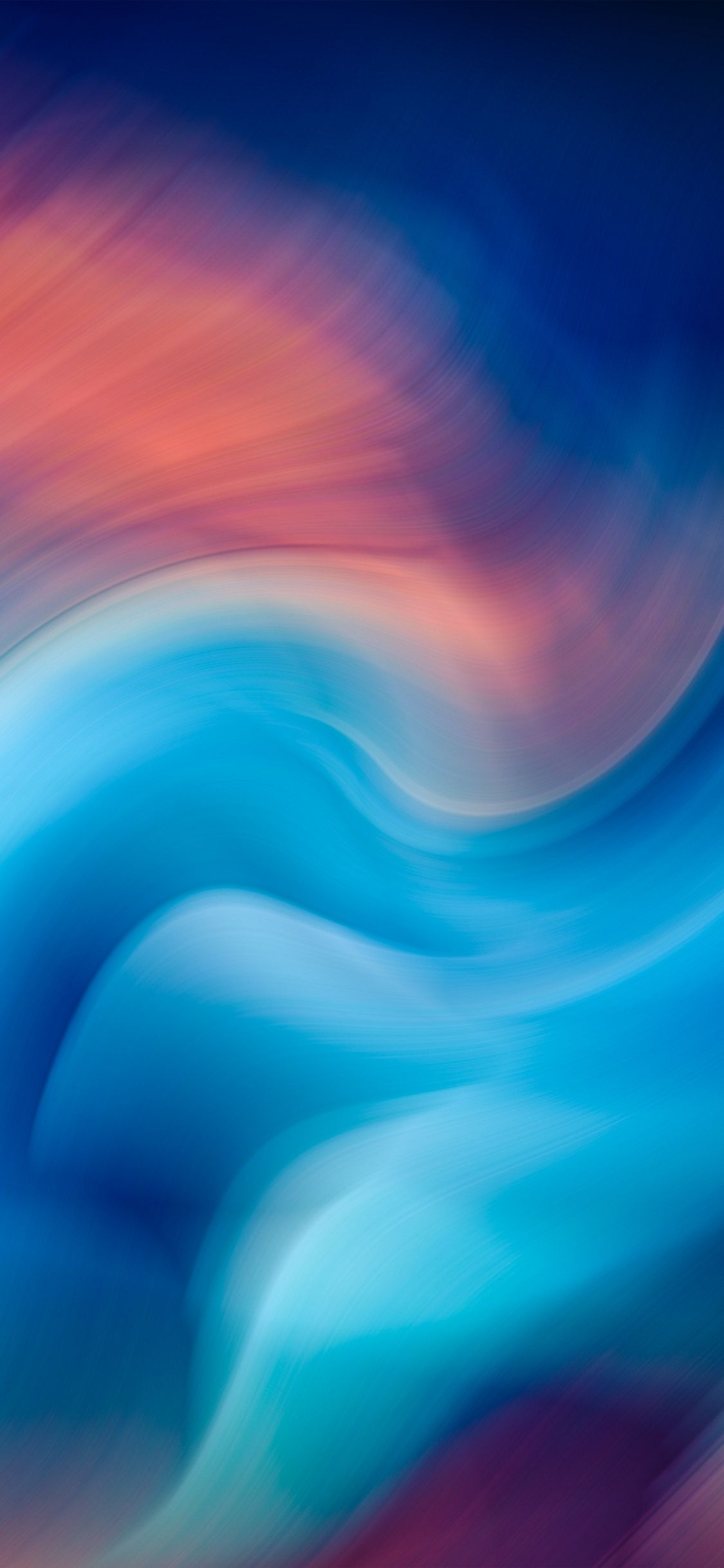 Abstract Painter Blue To Pink Gradient By Hk3ton On Twitter Abstract Iphone Wallpaper Watercolor Wallpaper Iphone Iphone Wallpaper
