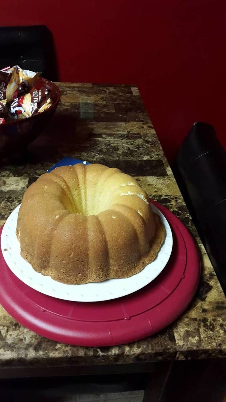 "Cream Cheese Pound Cake! """"  @allthecooks #recipe #cake #dessert #pound #cheese #cream"