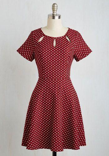Meeting Greetings Dress | Mod Retro Vintage Dresses | ModCloth.com