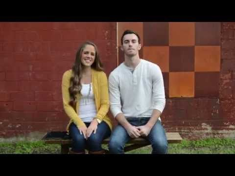 Jared and Jessica's Baby Announcement Rap - YouTube