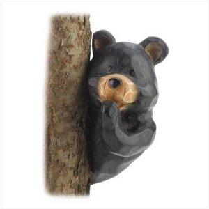 K A Boo Bear Outdoor Garden Yard Decor Decoration