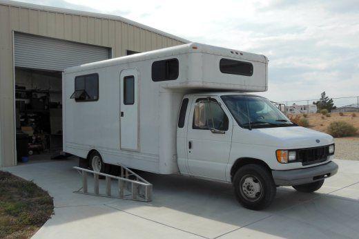 One U Haul One Weekend Three Generations Uhaul Truck U Haul Truck Camper Conversion