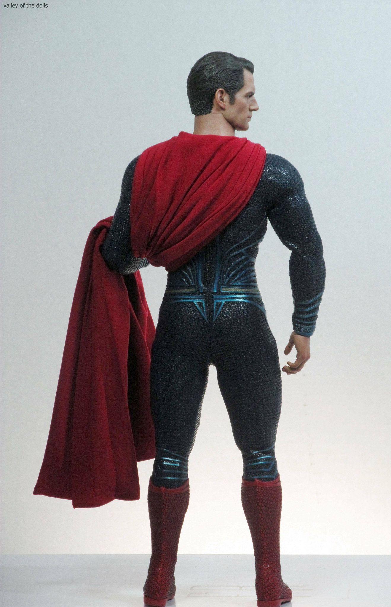 Unique Batman Vs Superman Bedroom Ideas That Rock: Hot Toys Superman: BVS Dawn Of Justice