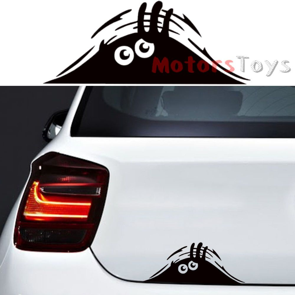 PC JDM Little Monster To Peek Hellaflush Vinyl Motorcycle Car - Family car sticker decalsfamily car decals ebay