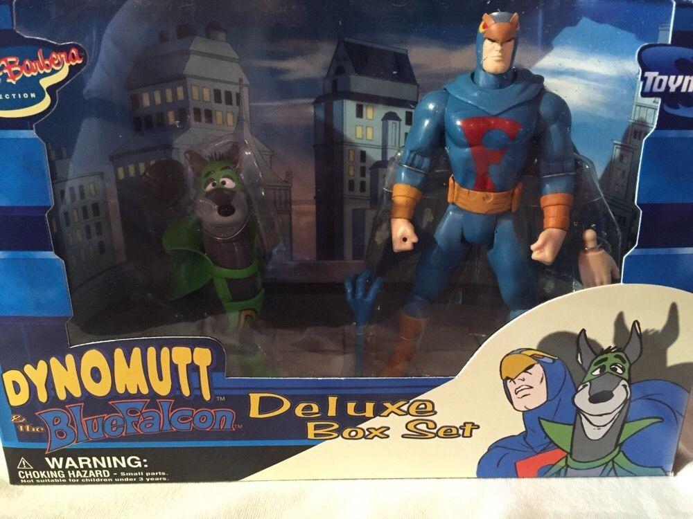 Set of 4 Dynomutt Retro Action Figures Series 1