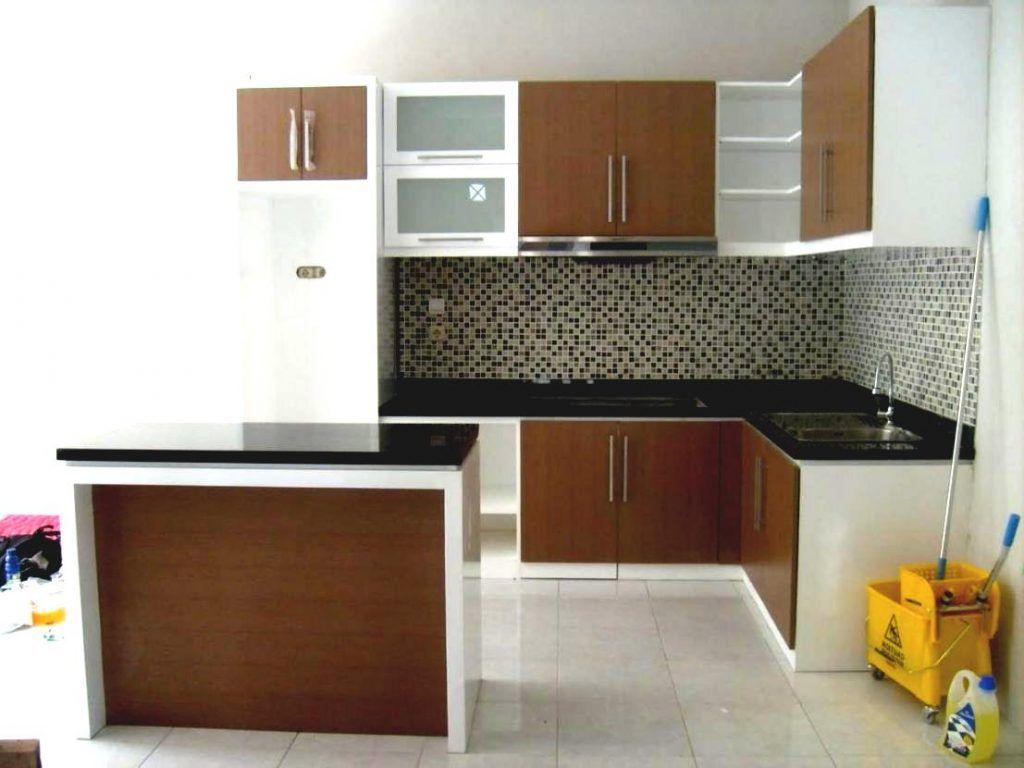 Desain Kitchen Set Minimalis Dapur Interior Dapur