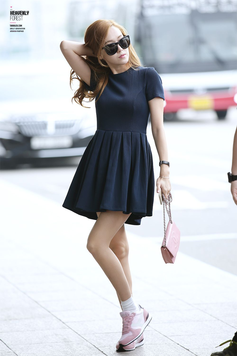 Airport Fashion Style Lady Pinterest Airport Fashion Snsd And Jessica Jung