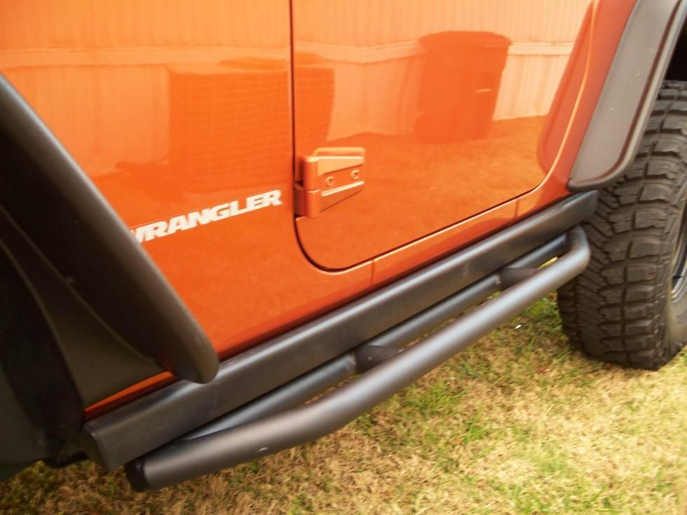 Rubicon Rock Rails With Ace Jk Rock Slider This Is The Look I M Going For Rock Sliders 2013 Jeep Wrangler Jeep Wrangler