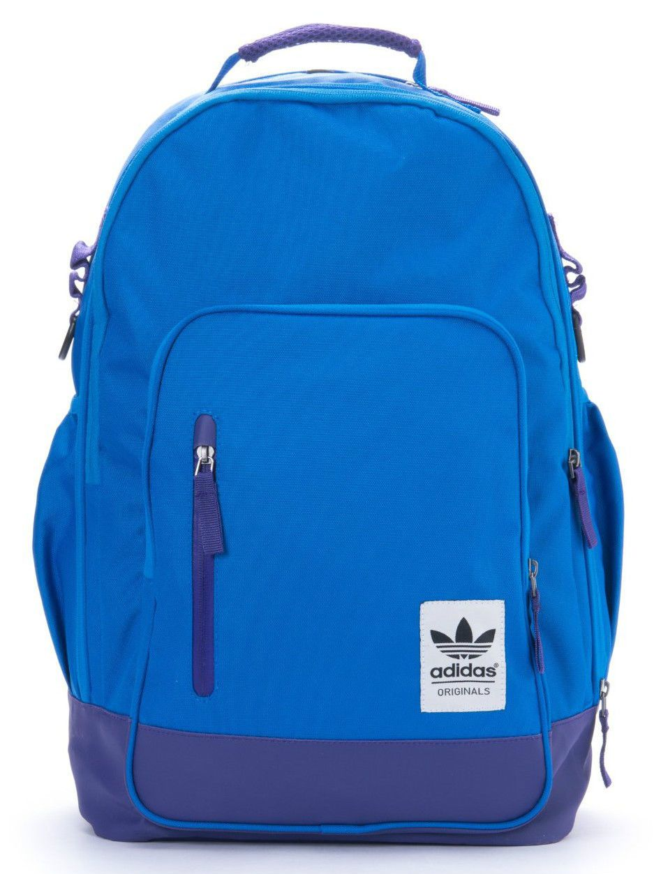444b05752fe6 Adidas Originals Backpacks Mens Boys Girls Adidas School Backbags Rucksacks