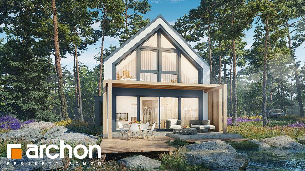 Pin na domy w stylu nowoczesnej stodoły