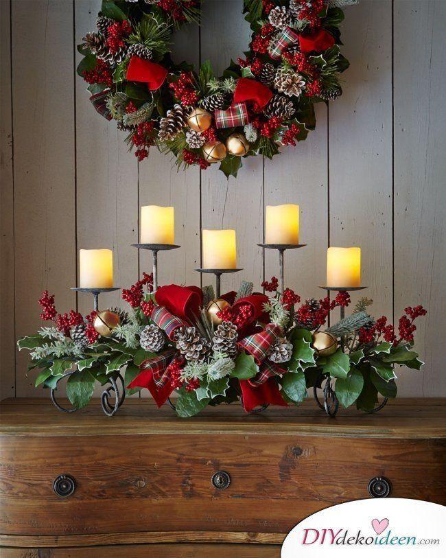 #das #diesen #Fest #für #Ideen #mit #Tischdeko #unvergesslich #Weihnachten #wird Mit diesen Tischdeko Ideen für Weihnachten wird das Fest unvergesslich        15 Tischdeko Ideen für Weihnachten - Tischdeko Idee für Weihnachten dekorieren #rustikaleweihnachtentischdeko