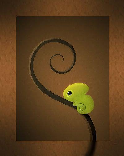 Jackson Chameleon Tattoos: Chameleon Tattoo, Chameleon