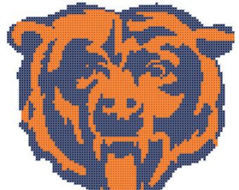 Chicago Bears Jersey Cross Stitch Google Search