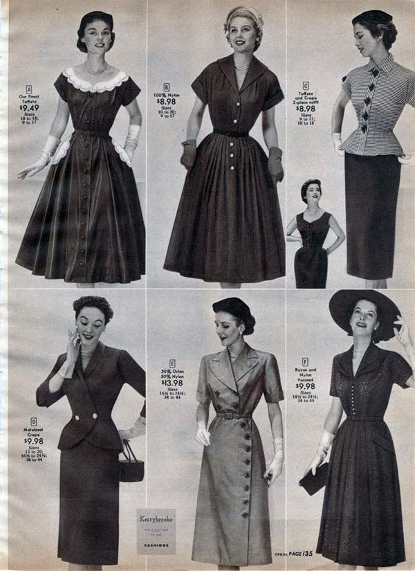 1950s Fashion Icons And Moments That Defined Fifties Style Forever 44