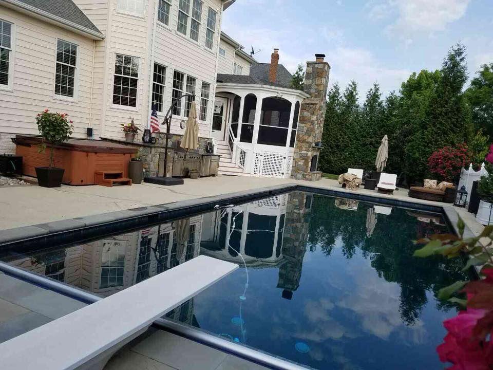 Residential Pool Service Pool Opening Pool Maintenance Great Falls Va Residential Pool Pool Maintenance Pool Service
