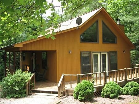 Alpine Cabins In Blairsville Ga Is Pet Friendly Stay At This Dog Cabin