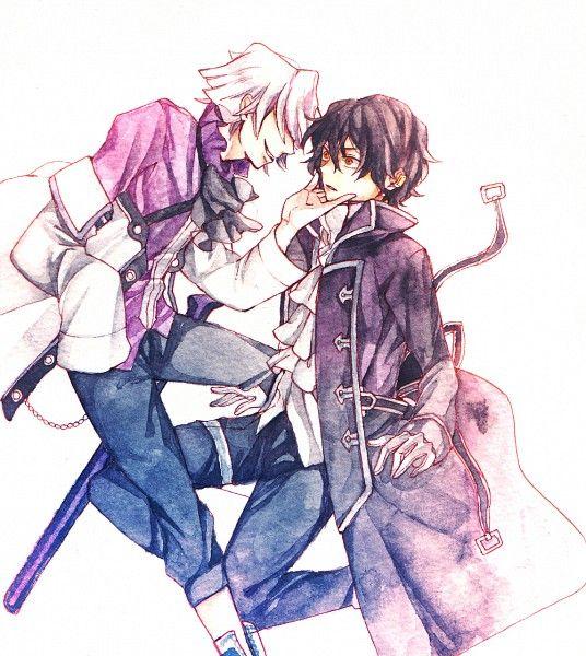 Univers Anime Manga: Tags: Chain, Pandora Hearts, Gilbert Nightray, Xerxes