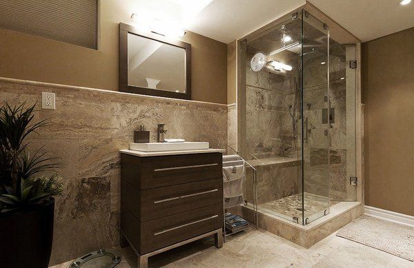 Best Of Building A Basement Shower