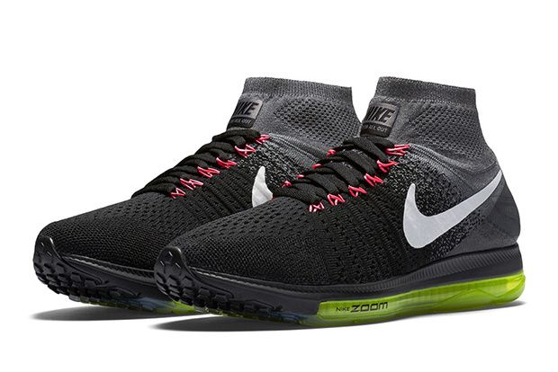 5129ac8746ae3 Nike s Zoom All Out Flyknit Blurs the Line Between Performance and Lifestyle