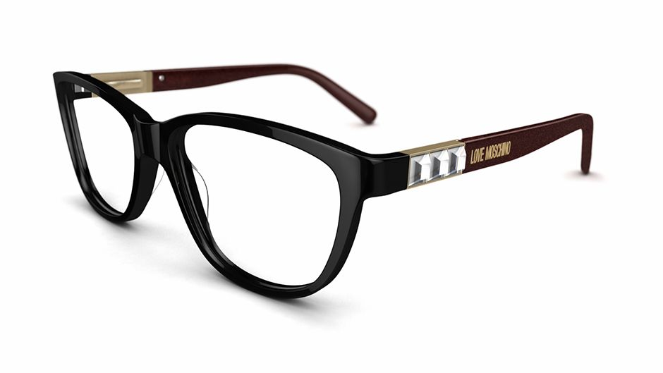06a0a9f5d37d Love Moschino glasses - LM 09