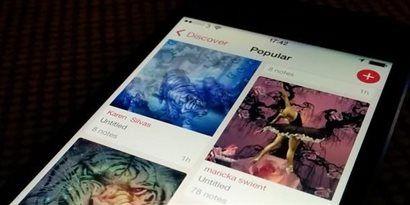 Bazaart: novo app promete unir funções do Instagram e do Photoshop #bazaart #tecmundo